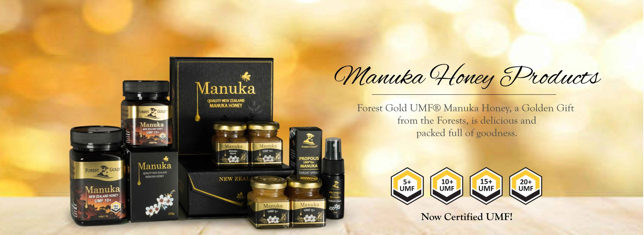Forest Gold Propolis Learn More Now Umf